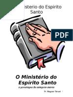 Ministério Do Espírito Santo