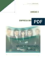 Derecho CORPORAIVO UNIDAD 2 sUAYED