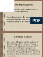Limiting Reagents 1