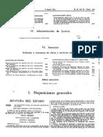 Ley Orgánica 3/1981 de 6 de abril del Defensor del Pueblo