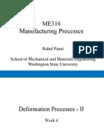 Deformation Processes RP