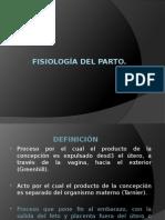 Fisiología Del Parto.gabo
