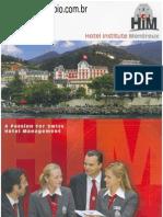 HIM Hotel Institut Montreux Suica Catalogo