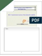 3.3-Concurrencia Con Java Sincronización Explícita