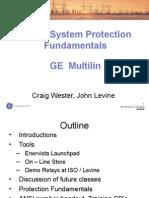 GE Multilin_1Craig Wester, John Levine