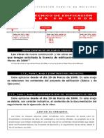 Chequeo Contenidos Proyectos CTE