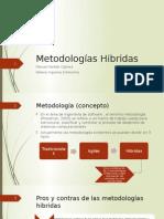 Metodologías Hibridas