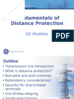 GE Multilin_2Fundamentals of Distance Protection