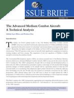 The Advanced Medium Combat Aircraft