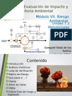 Analisis de Riesgo 2015