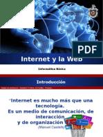 Informática Básica 2 Internet y Web