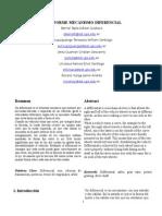 informe-diferencial