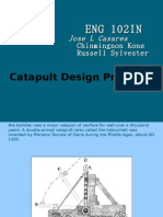 Catapult Presentation
