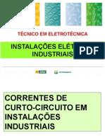 06 - Instalações Elétricas Industriais - Corrente de Curto-Circuito