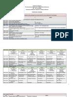 Tentative Program ISTNR (30-5) Universitas Mataram (Unram)