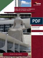 Revista Brasileña de políticas públicas