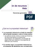 Protección recursos Web