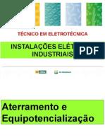 08 - Instalações Elétricas Industriais - Aterramento e Equipotencialização