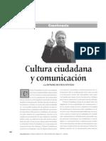Cultura Ciudadana