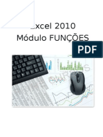 Apostila de Excel2010 - Funções