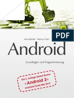 Android - Grundlagen und Programmierung