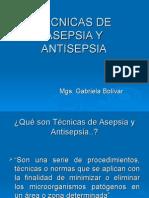 Cursillo Sobre La Asepsia y Antiasepsia