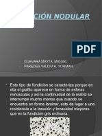 Fundición Nodular Presentacion