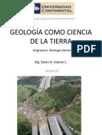 Geología y Evolución Histórica