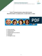 Conducta Humana desarrollo