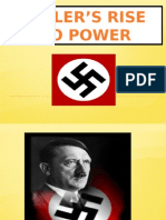 Hitler´s Rise to Power