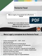 Marco Legal y Conceptual de la Revisoría Fiscal - Parte I.pdf