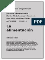 MIV-Actividad Integradora III Desarrollo