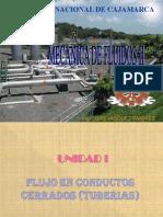 TUBERIAS - PERDIDAS DE CARGA POR FRICCION.ppt