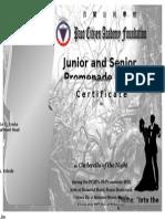 JS Prom Cinderella