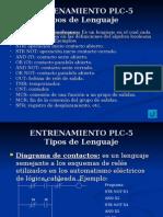 Tipos de Lenguaje plc