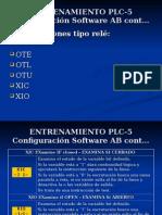 Set de Instrucciones plc 5