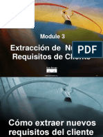 C - Extracción de Nuevos Requisitos de Cliente