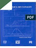 Hidráulica de Canales Abiertos Humberto Gardea Villegas. UNAM –Fundación ICA