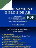 principios Entrenamiento PLC-5 AB