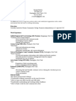 Jobswire.com Resume of rdmotley