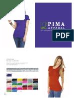 Pima Apparel Catalog 2010 (Additional Edition)