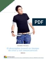 Informe Desempleo Europa