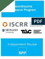 Neurotrauma Independent Review Summary