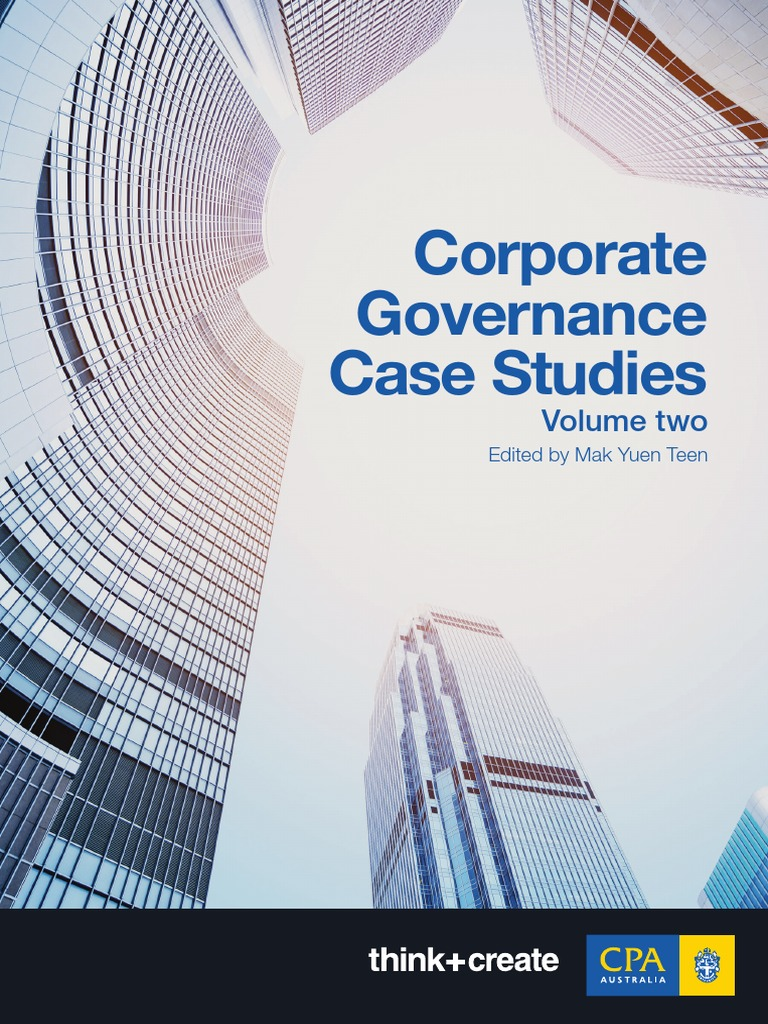 cpa cg case studies vol2 0410 board of directors corporate