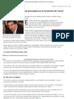 Alberto Sileoni Admitió Estar Preocupado Por El Incremento Del _acoso_ Escolar - Lanacion