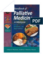 Handbook of Palliative Medicine in Malaysia