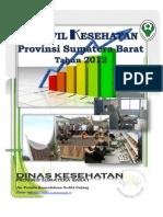 Profil Kes Prov SumateraBarat 2012