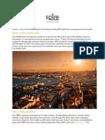 Turkey - A Rising Economic Power