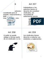 Sindicatos Ley federal del Trabajo (Mex)