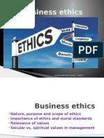 B.kumar Ethics